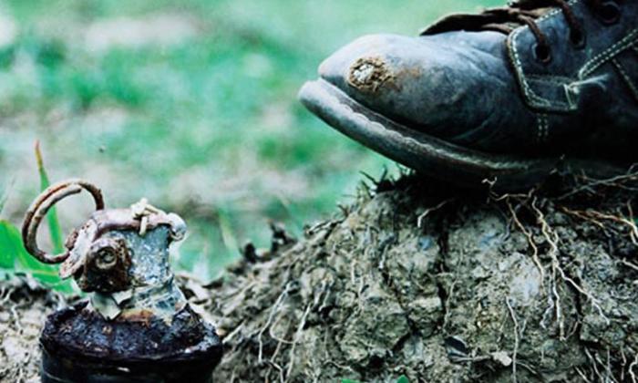 Mueren tres niños por explosión de mina en el Este separatista de Ucrania