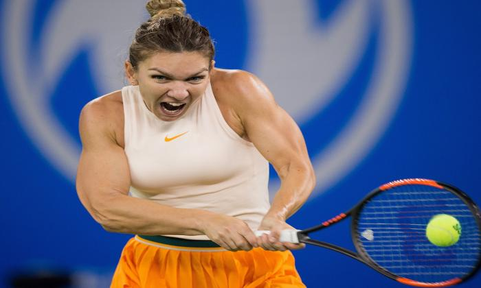 La tenista rumana Simona Halep.