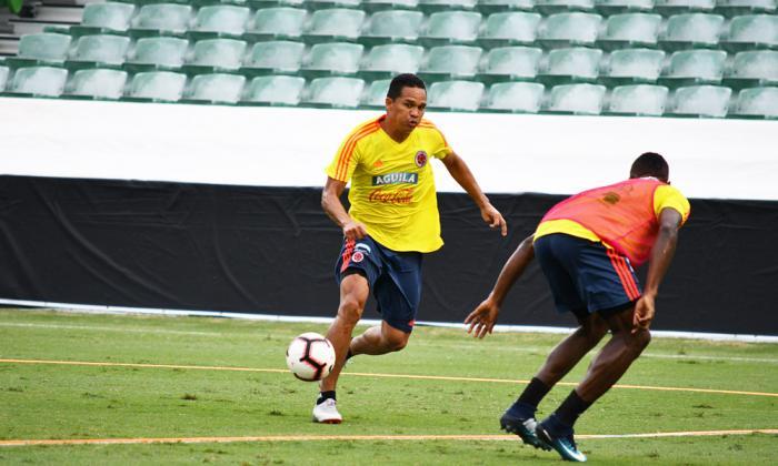 Mientras se define el técnico, Colombia se sigue fogueando