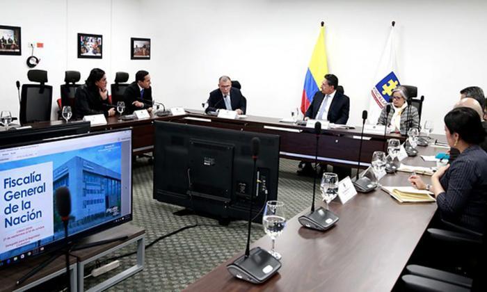 Convocan reunión interinstitucional para hablar del caso Santrich