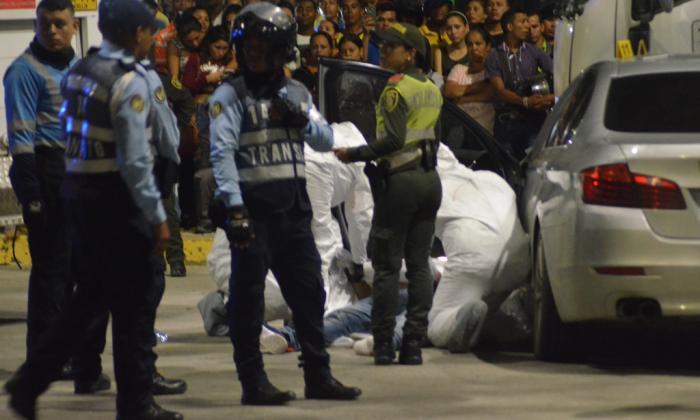 Atentado en Santa Marta deja una persona muerta