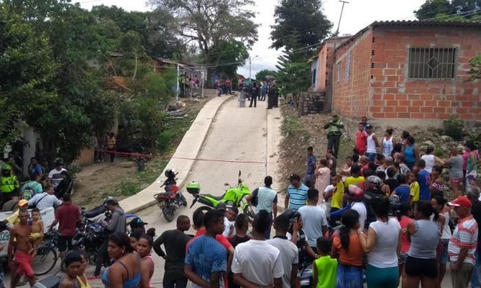 En video | Balacera en Las Américas: sube a 5 el número de muertos, entre ellos un policía