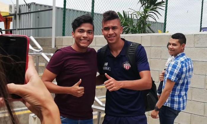 """""""Hace rato venía buscando ese gol"""": Cantillo"""