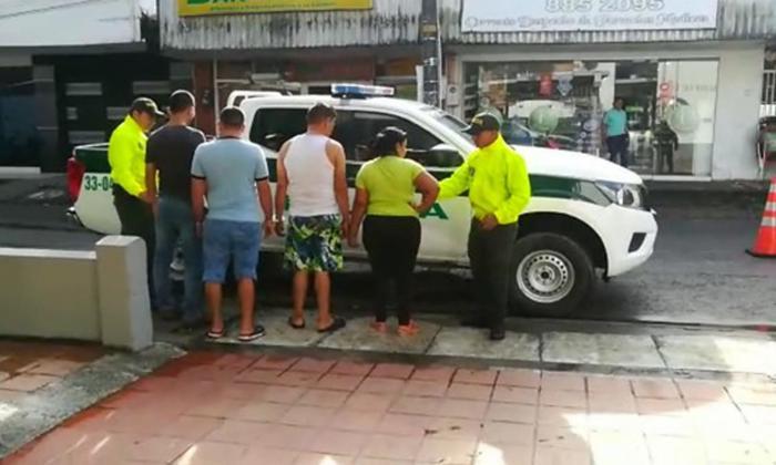 Desmantela banda dedicada al contrabando de combustibles que recibía órdenes de alias 'Pablito'