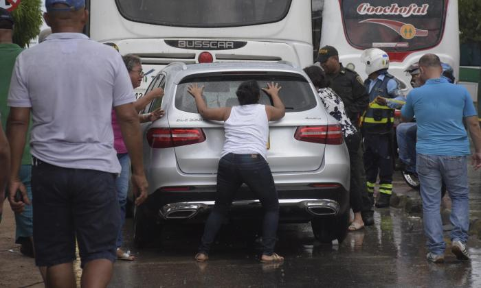 En video | Asesinado Salomón Meneses, socio de empresa Sobusa