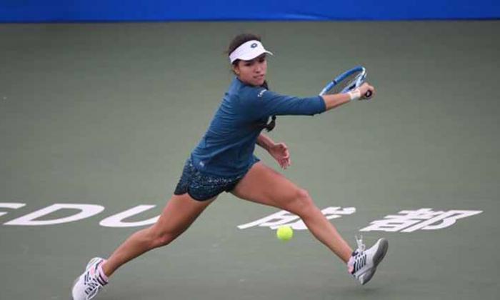 María Camila Osorio avanza a las semifinales del Torneo de Maestros