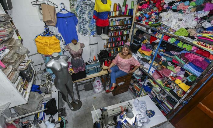 Modistas de barrio: estilo y confección de un oficio