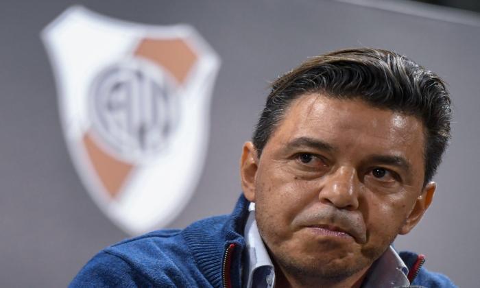 Conmebol suspende a Gallardo y confirma final River-Boca por Libertadores