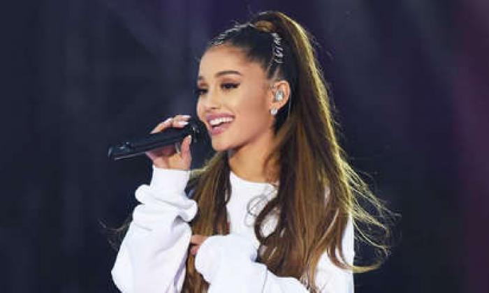 La cantante Ariana Grande tiene 25 años.