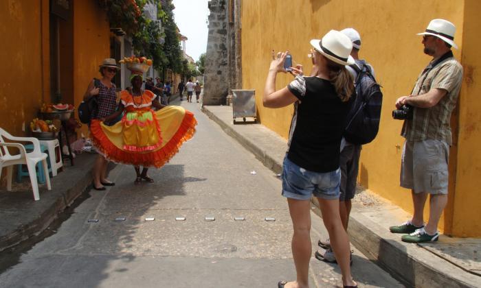 El 40% de visitantes que recibe el país son millennials