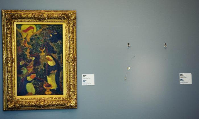 Habrían hallado en Rumanía un Picasso robado hace seis años en Róterdam