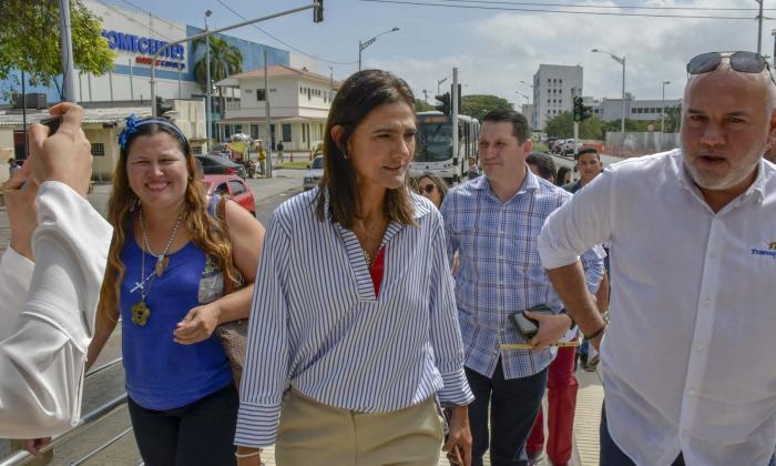"""""""Buscamos alternativas con gremios para vía  Barranquilla-Ciénaga"""""""