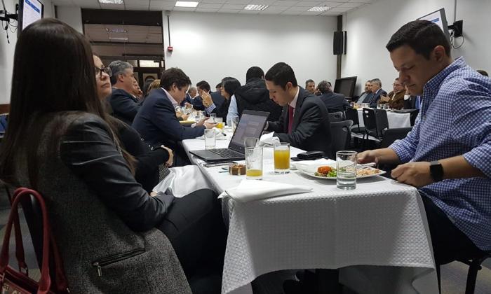 Reunión de subcomisión de ponentes.