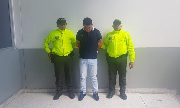 A la cárcel señalado de hurto a Banco Agrario de Candelaria