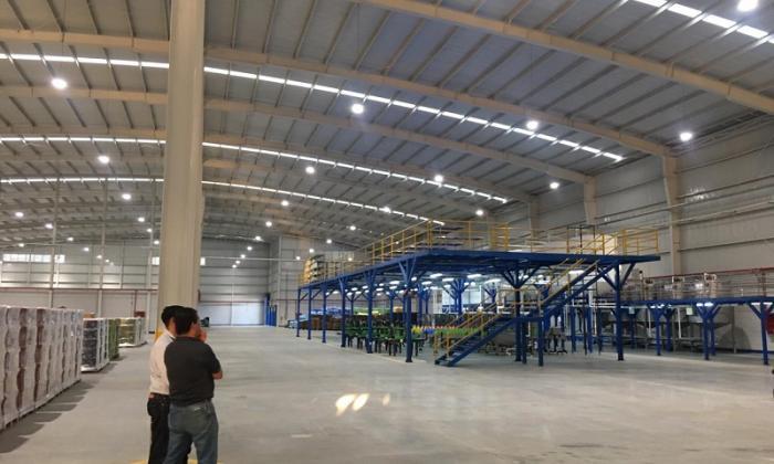 Berhlan invierte $15 mil millones en planta de producción en Galapa