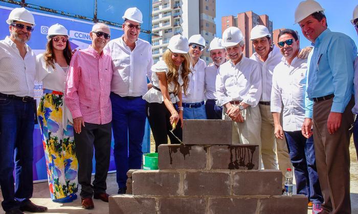 CCI invierte $65 mil millones en construcción de torre en Barranquilla