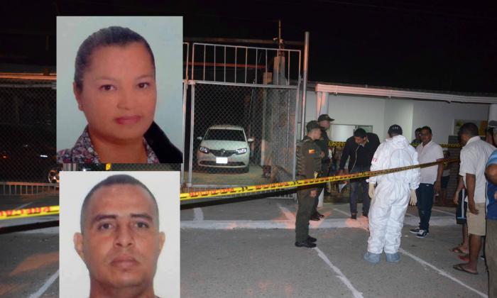 En Sucre, patrullero de la Policía asesina a su exesposa y luego se dispara