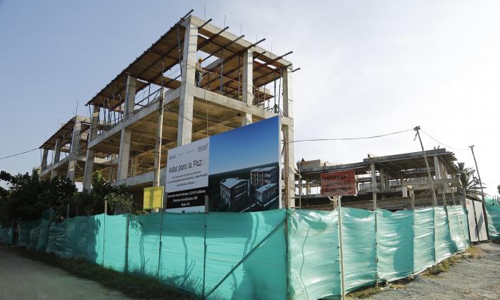 Centro Educativo de Santa Verónica estará listo el próximo año