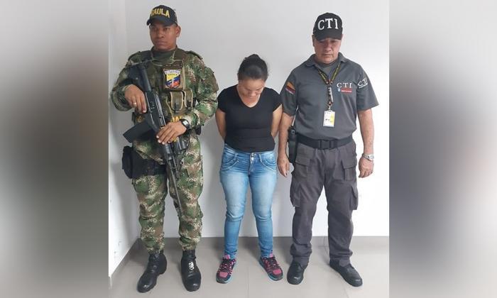 Capturan a mujer señalada de asesinar a una niña de 2 años en el Meta