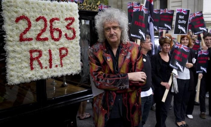 Brian May, quitarrista de Queen, lanzará canción dedicada a nave espacial de la Nasa
