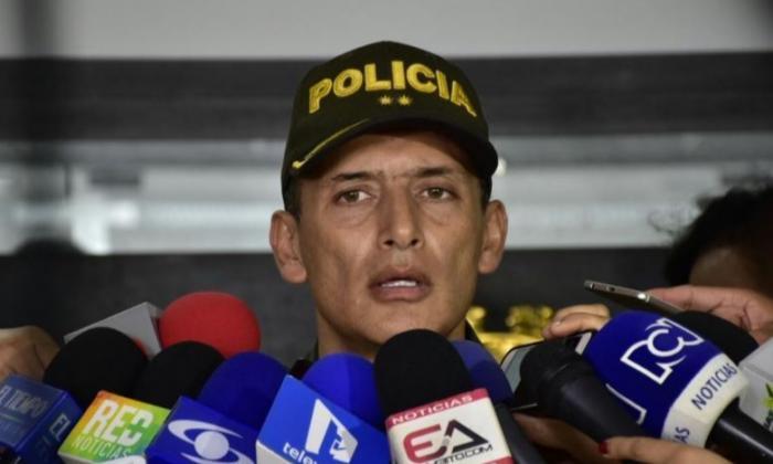 Ratifican al general Mariano Botero en la Policía Metropolitana de Barranquilla