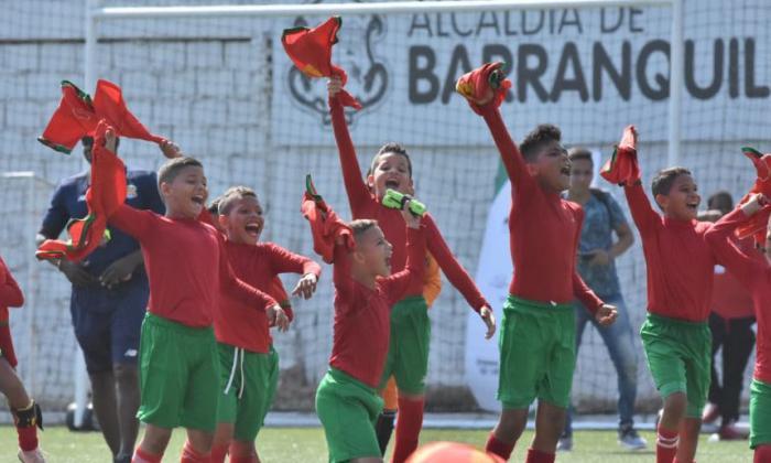 Unión Ciénaga y Barranquilla FC, los primeros campeones en el Asefal