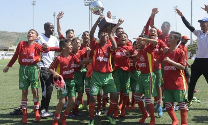 Megaventas, rey en Caribe Champions