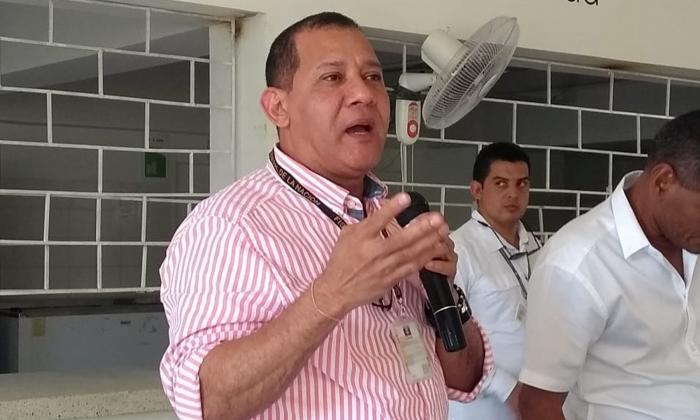 Rodrigo Restrepo, director seccional de Fiscalía.