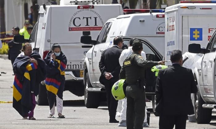 Esta es la lista de heridos que deja el atentado en la Escuela General Santander