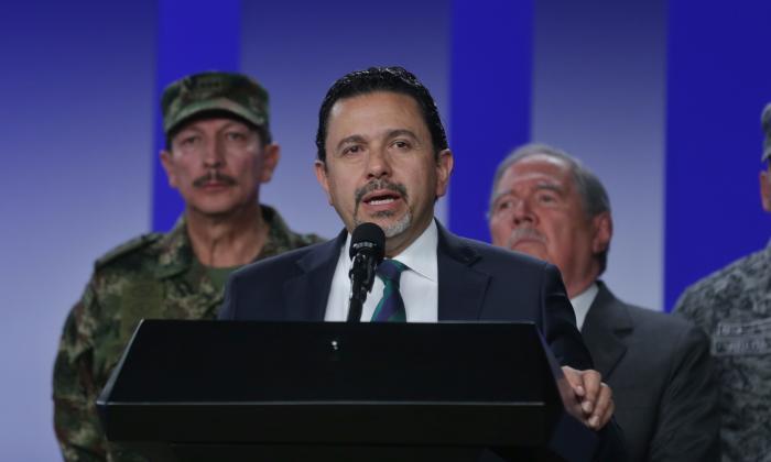 Gobierno no negociará con ELN en medio de acciones terroristas: Ceballos