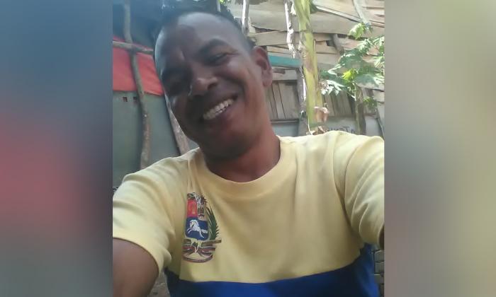 Omar Alfredo Murillo Agudelo, asesinado a tiros.