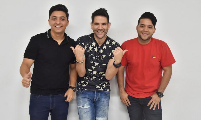 Juancho de la Espriella presenta su nuevo grupo