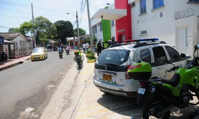 Menor de 8 años resultó herido a bala en medio de un operativo policial