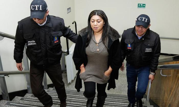 Condenados empleados de la exgobernadora de La Guajira Oneida Pinto