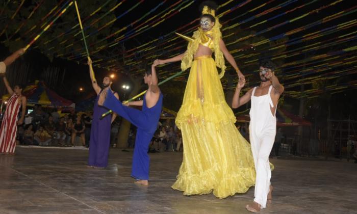 En video | la Carnavalada celebró sus 18 años con teatro y buena música