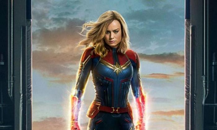 Así reaccionaron los usuarios a Capitana Marvel en redes sociales