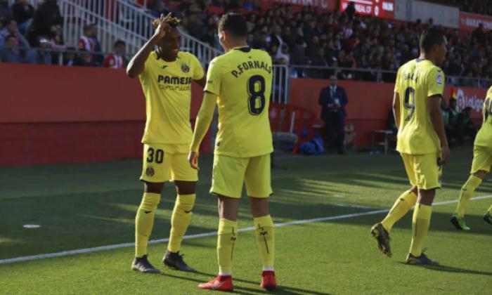 El Villarreal de Carlos Bacca sale del descenso