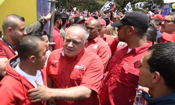 Constituyente venezolana allanará inmunidad a diputados que apoyaron 'Operación Libertad'
