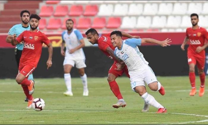 En video | Ortega fue nominado al mejor gol del Año en los Emiratos