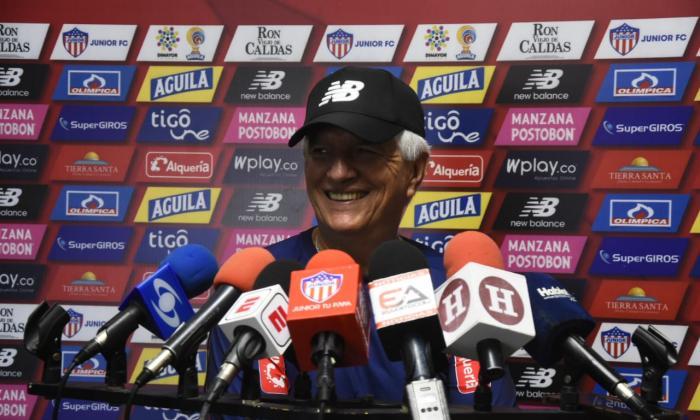 """En video   """"Tenemos que jugar como campeones"""": Julio Comesaña"""
