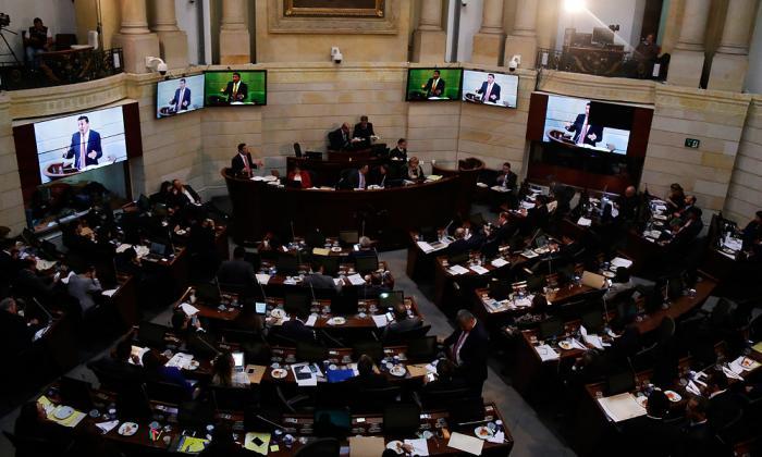 Se hunde Reforma Política en el Congreso