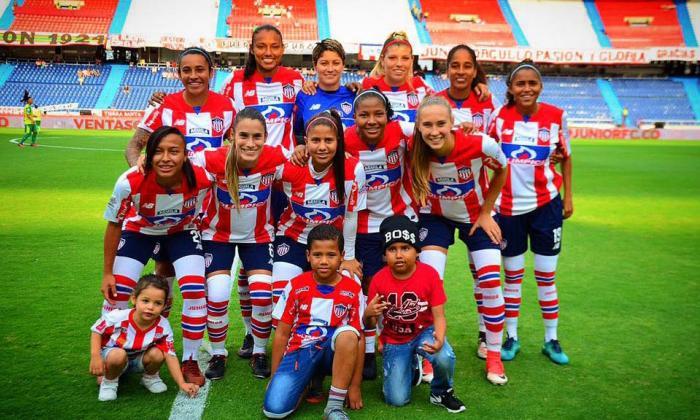 Las Tiburonas participaron por primera vez en 2018.