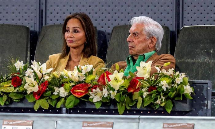 """Vargas Llosa: """"Las historias que se pueden contar son infinitas"""""""