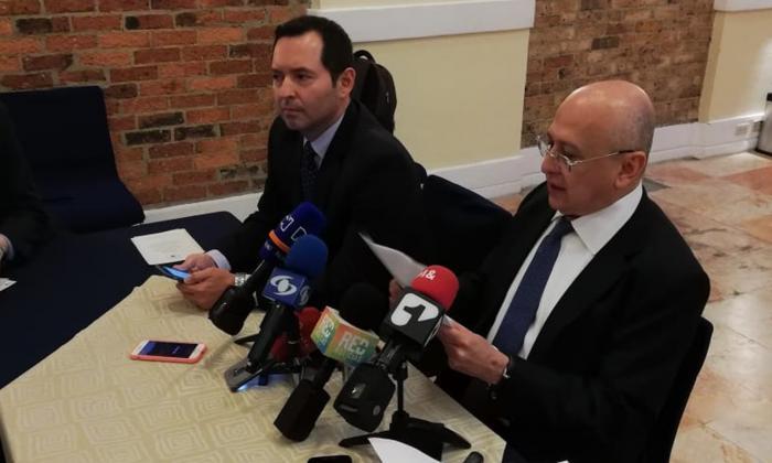 """""""No nos dejaremos intimidar por el 'presidente eterno'"""": exfiscal Montealegre"""