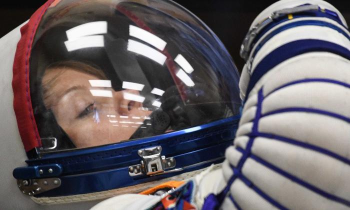 Una mujer astrounauta pisará por primera vez la Luna en el 2024