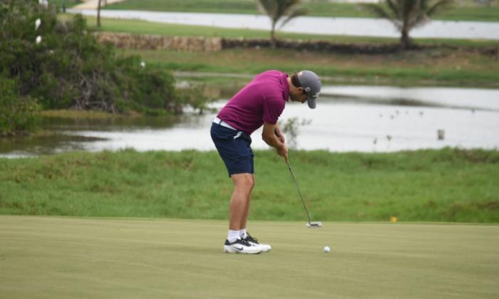 Vuelve a Barranquilla la copa de golf de la Armada Nacional