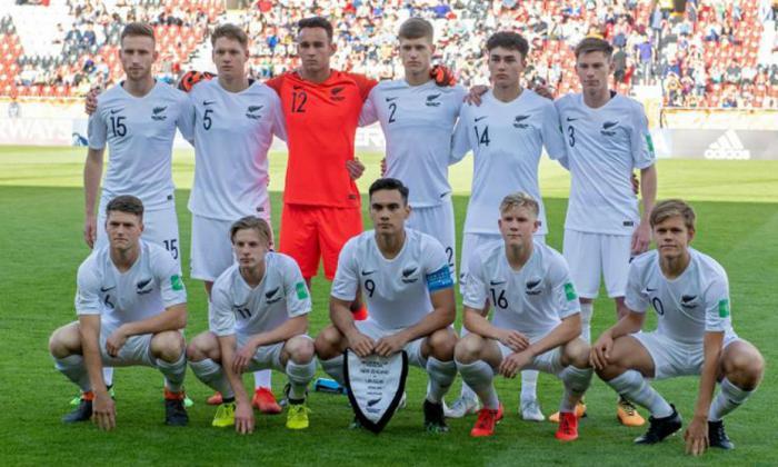 Nueva Zelanda Sub-20.