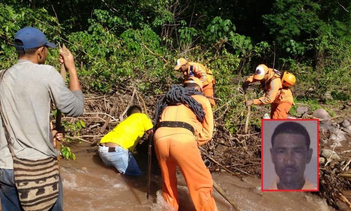 Invierno deja la primera víctima fatal en La Guajira