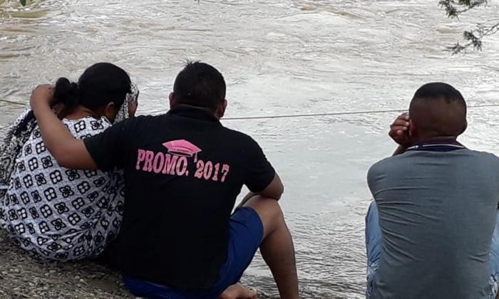 Desaparece joven wayuu que cayó a las aguas del río Ranchería