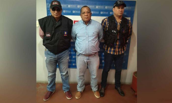 Capturan en Sincelejo a exdirectivo de Sayco por fraude procesal